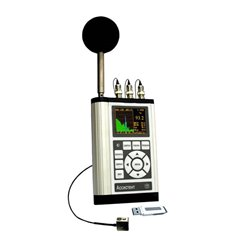 Анализатор шума и вибрации «Ассистент»