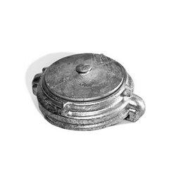Головка заглушка ГЗВ-150 Алюм.