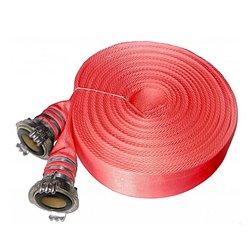 Рукав пожарный Латексированный 100 мм в сборе с гол. ГРВ-100 ал. 1,2МПа