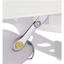 Очки прозрачные FUEGO для защитных касок