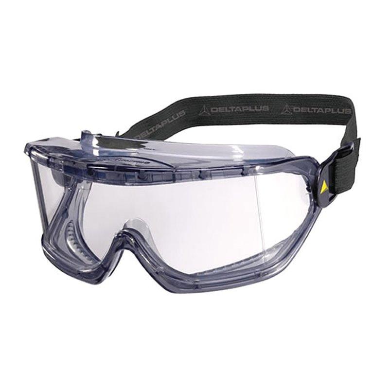 Очки прозрачные GALERAS CLEAR непрямая вентиляция