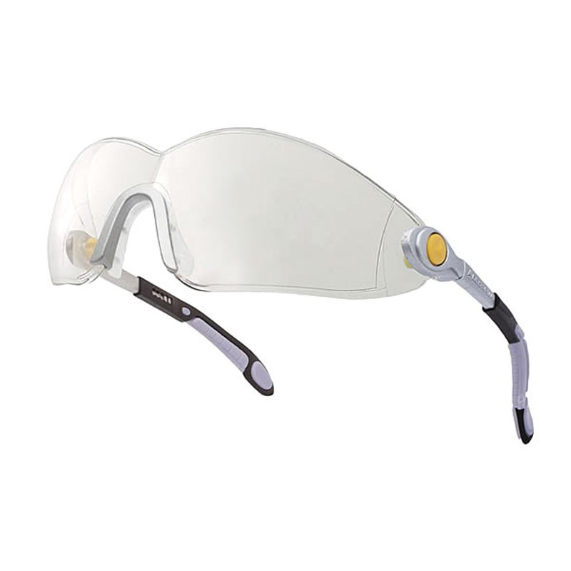 Очки прозрачные VULCANO2 PLUS CLEAR