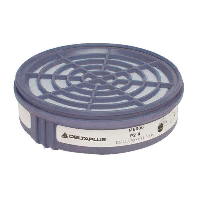 Фильтрующий картридж M6000 P2 для полумасок