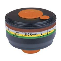 Фильтрующий картридж M9000 A2B2E2K2 для полнолицевых масок