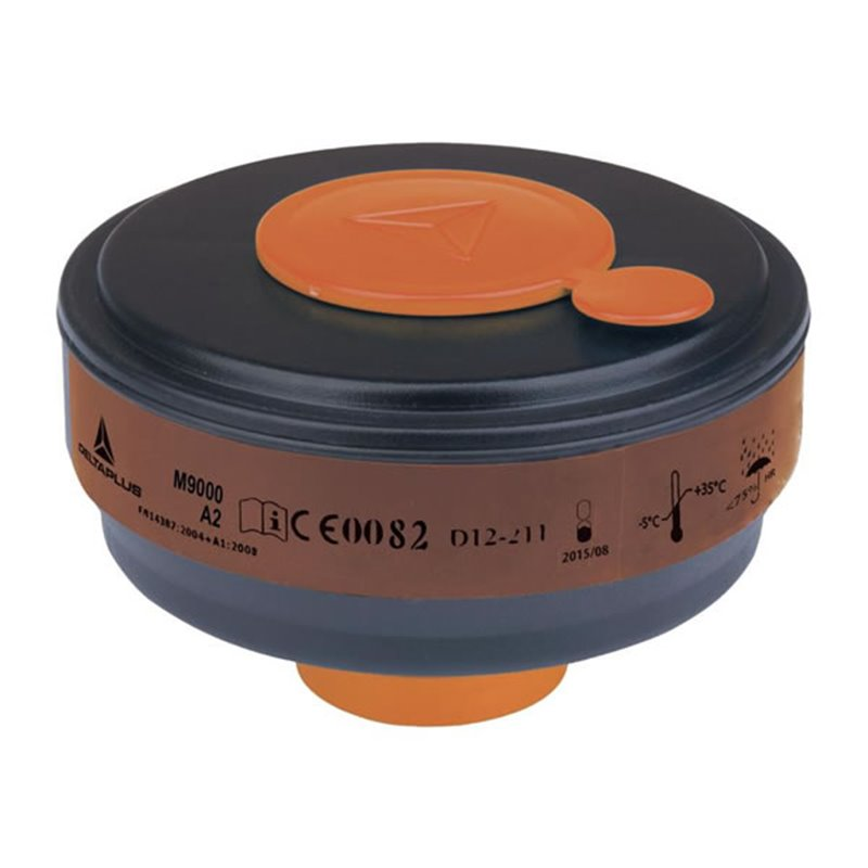 Фильтрующий картридж M9000E A2 для полнолицевых масок