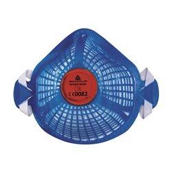 Полумаска SPIDERMASK P3 X5 многоразовая с клапаном (FFP3)