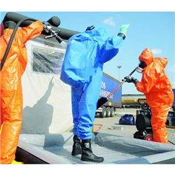 Брызгозащитные костюмы Dräger Protec Plus TC и TF