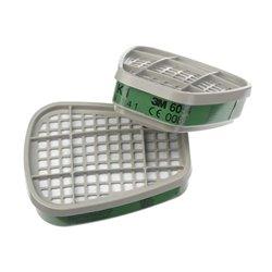 Фильтр 3M™ 6054 Защита от газа и пара